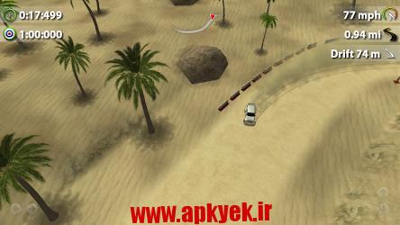 دانلود بازی راش رالی Rush Rally 1.86 اندروید
