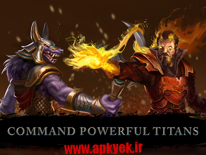 دانلود بازی سایه ارواح Shadow Souls: Titan Fortress 1.26.0.1565 اندروید