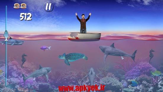 دانلود بازی نابودی کوسه Shark smasher v1.0.2 اندروید