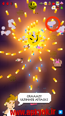 دانلود بازی تیراندازی ستارگان Shooting Stars 1.1 اندروید