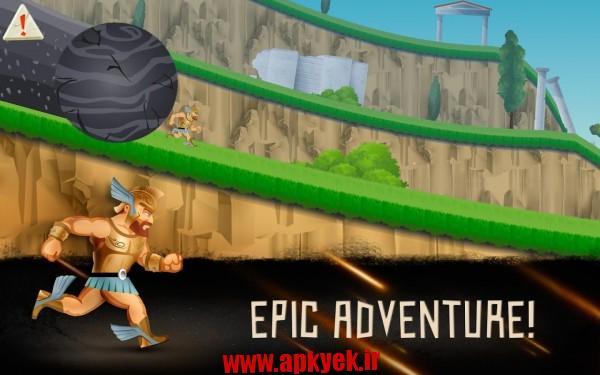 دانلود بازی بامزه Sisyphus 1.0.1 اندروید