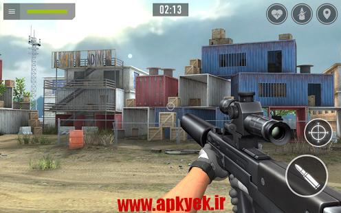 دانلود بازی قرار داد قتل Sniper Arena: Killer Contract 0.5.1 اندروید
