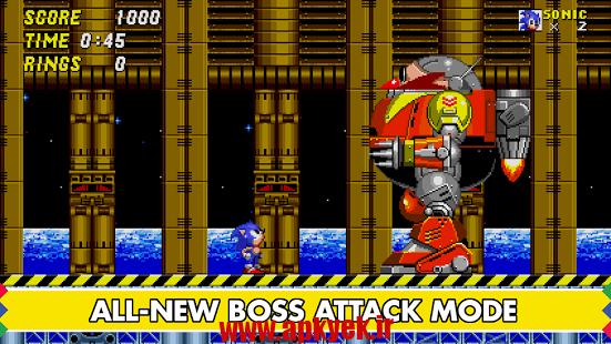 دانلود بازی جوجه تیغی Sonic The Hedgehog 2 3.1.5 اندروید