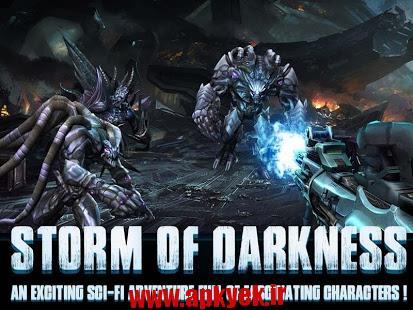دانلود بازی طوفان تاریکی Storm of Darkness 1.1.4 اندروید مود شده