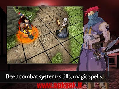 دانلود بازی مبارزه شمشیر Swords of Anima 1.2.0 اندروید