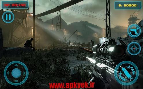 دانلود بازی محدوده تیراندازی Range Shooter 1.26 اندروید