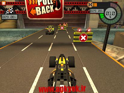 دانلود بازی تکنیک رانندگی LEGO® Technic Race 1.0.0 اندروید