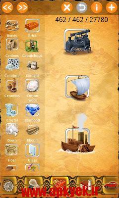 دانلود بازی کیمیا گر کلاسیک Alchemy Classic HD 1.7.4 اندروید