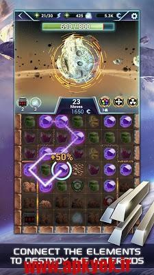 دانلود بازی تولد سیاره Anno 2205: Asteroid Miner 1.0.0 اندروید مود شده