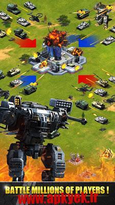 دانلود بازی جنگ تانک زره ای Armor War : Mech Storm 1.2.6 اندروید