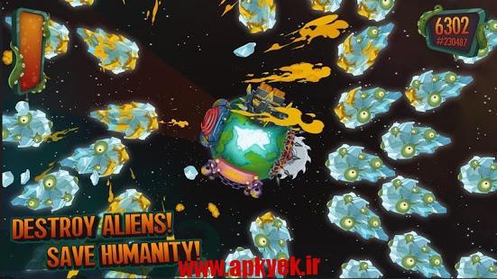 دانلود بازی بیگانگان خونی Bloody Aliens! 1.02 اندروید