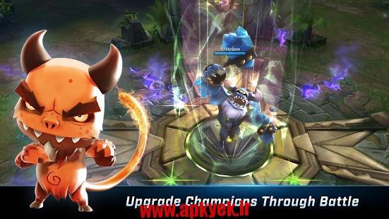 دانلود بازی پاسخ قهرمان Call of Champions 1.0.4.0 اندروید