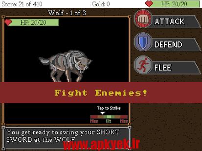 دانلود بازی ترس از تاریکی Dark Fear 1.0.40 اندروید نسخه کامل