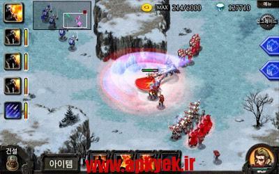 دانلود بازی بازگشت جنگ Empire War Heroes Return 1.0.1 اندروید مود شده