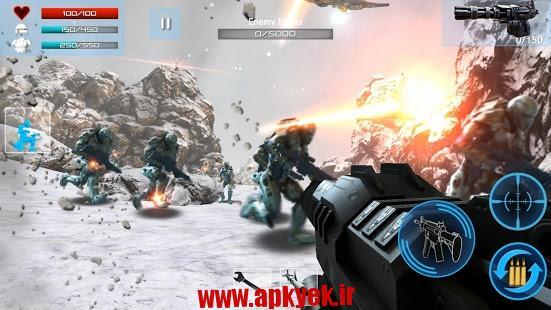 دانلود بازی اعتصاب دشمن دو Enemy Strike 2 1.0.0 اندروید