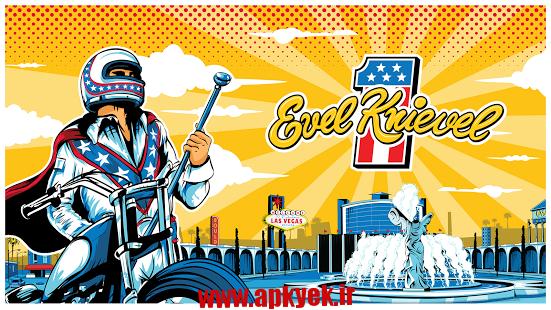 دانلود بازی دوچرخه Evel Knievel 1.0.2 اندروید