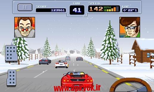 دانلود بازی ماشین کارتونی Final Freeway 2R 1.9.0.0 اندروید