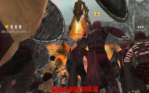 دانلود بازی آنلاین اجبار ۴Force Online 1.2.0 اندروید