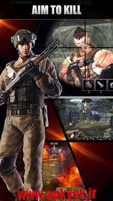 دانلود بازی نیرو های قهرمان Hero Forces 1.0.0 اندروید