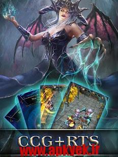 دانلود بازی شوالیه و قهرمانان Heroes and Knights 1.3.3 اندروید