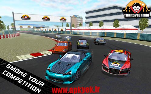 دانلود بازی سرعت بی نهایت High Speed 3D Racing 2 1.1.7 اندروید