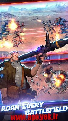 دانلود بازی جنگ بزرگ Infinity – Ark War 0.0.2 اندروید