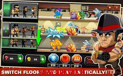دانلود بازی هیولا مافیایی Mafia Vs Monsters 2.3 اندروید مود شده