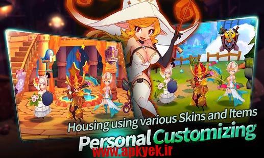دانلود بازی کارشناس Minimon Masters 1.0.16 اندروید