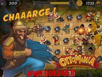 دانلود بازی اتومانیا Ottomania 6.0 اندروید مود شده