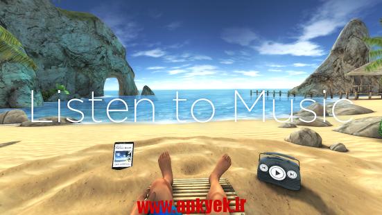 دانلود بازی ساحل زیبا Perfect Beach VR 1.0.0 اندروید