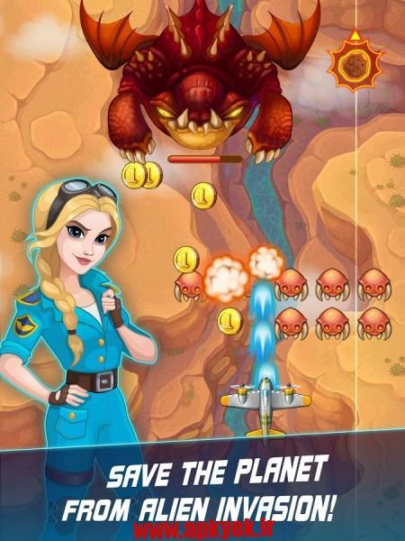 دانلود بازی Sky Squad 1.0.20 اندروید مود شده