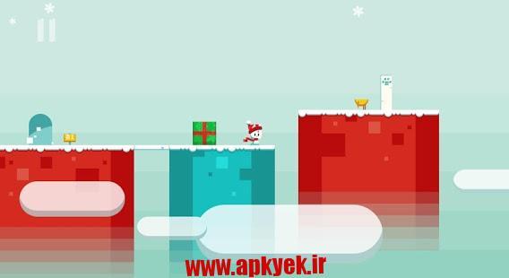 دانلود بازی کریسمس برفی Snowball Christmas World 0.1 اندروید
