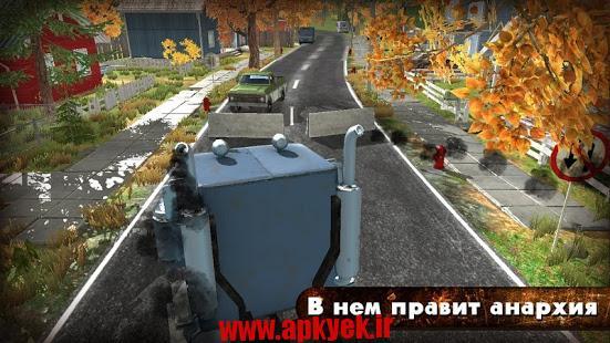 دانلود بازی شهر مرده Survival: Dead City 1.0 اندروید