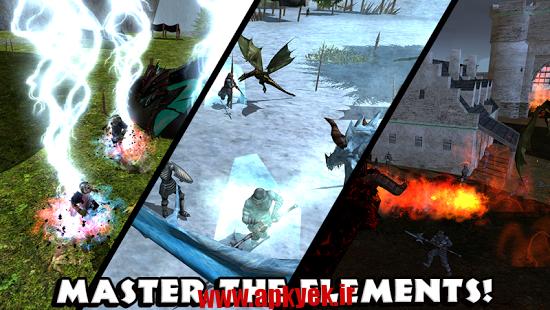 دانلود بازی شبیه ساز نهایی اژدها Ultimate Dragon Simulator 1 اندروید