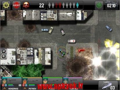 دانلود بازی جنگ انسان های مرده War of the Zombie 1.2.85 اندروید
