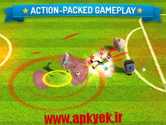 دانلود بازی ستاره فوتبال CN Superstar Soccer 1.8.7 اندروید