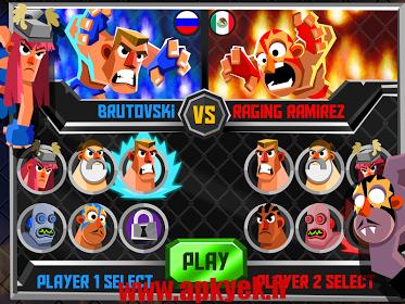 دانلود بازی یو اف بی UFB 2 – Ultra Fighting Bros 1.0.5 اندروید