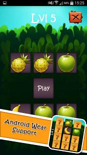 دانلود بازی مغز میوه Brain Fruit v1.0 اندروید