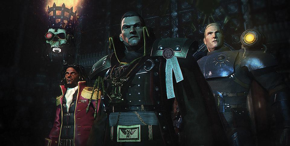 دانلود بازی Warhammer 40,000 Eisenhorn Xenos اندروید
