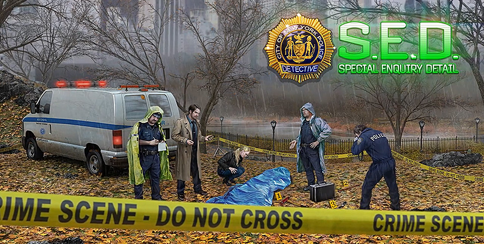 دانلود بازی تحقییقات ویژه S.E.D. Special Enquiry Detail v1.2.2 اندروید