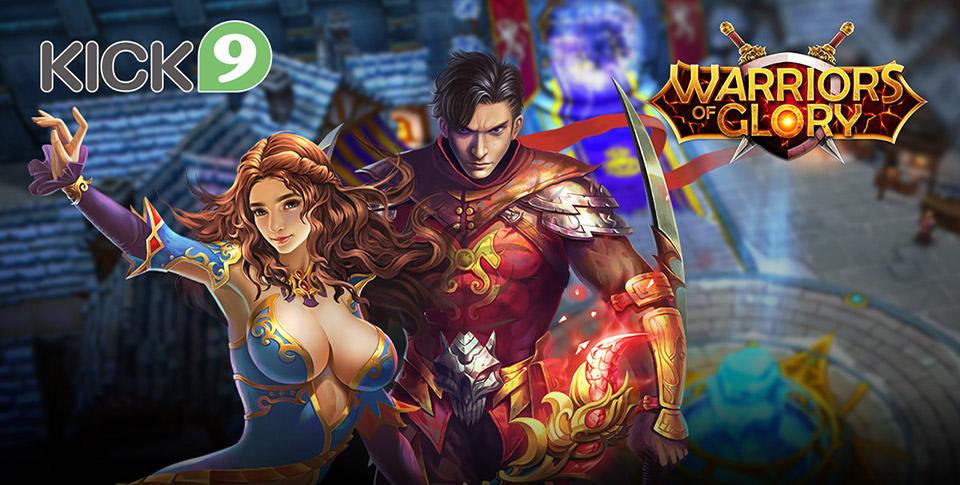 دانلود بازی شکوه رزمندگان Warriors of Glory v4.6 اندروید