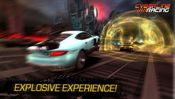 دانلود بازی مسابقه سایبرلاین Cyberline Racing v1.0.9975 اندروید – همراه دیتا