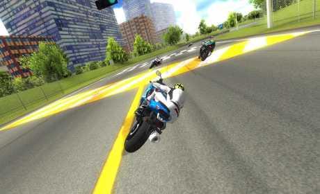 دانلود بازی موتور واقعی Real Moto 1.0.113 اندروید – همراه نسخه مود