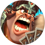 Card King Dragon Wars-icon