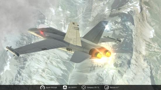 دانلود بازی پرواز نامحدود Flight Unlimited 2K16 HD v1.1 اندروید