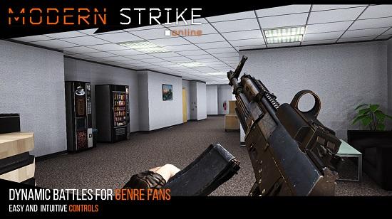 دانلود بازی نبرد مدرن انلاین Modern Strike Online 1.12 اندروید
