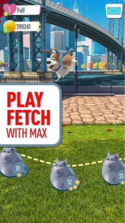 دانلود بازی پازلی حیوانات خانگی Pets Unleashed™ ۲.۰.۱.۸۵ اندروید