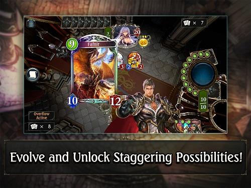 دانلود بازی شادوورز Shadowverse v1.1.1 اندروید