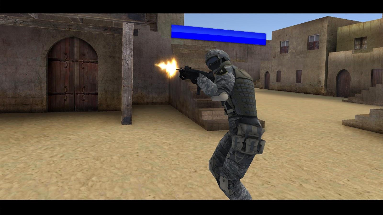 دانلود بازی اعتصاب تاتکتیکی Tactical Strike v1.07 اندروید