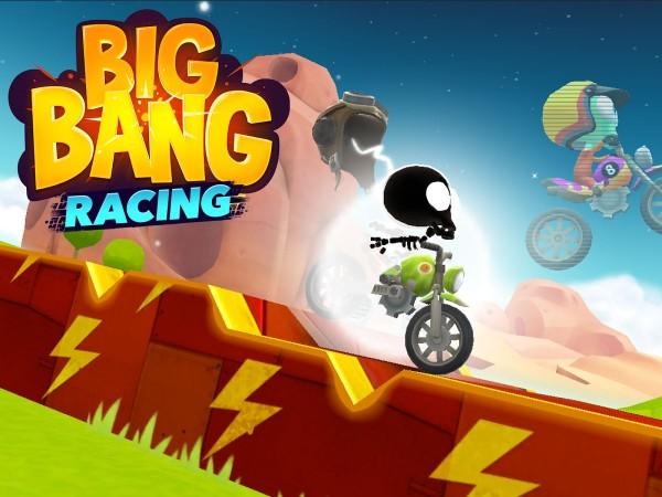 دانلود بازی مسابقه انفجار بزرگ Big Bang Racing v2.7.7 اندروید
